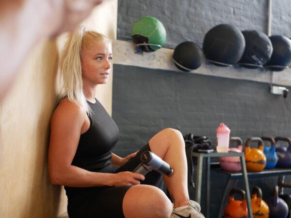 kvindeligmodel med muscletool v3